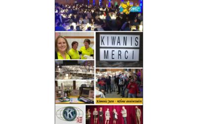 KIWANIS Jura – Soirée du 40ème anniversaire