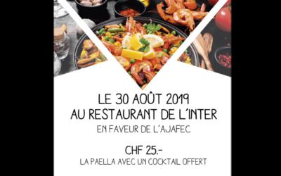 Soirée Paella et Cocktails à l'Inter