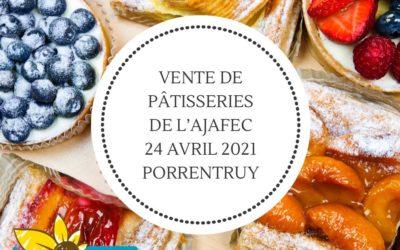 Vente de Pâtisseries 2021